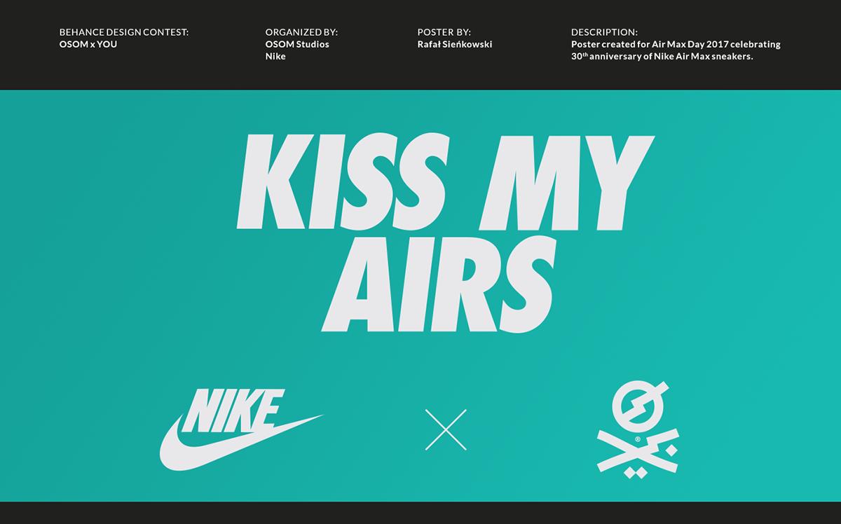 air max poster