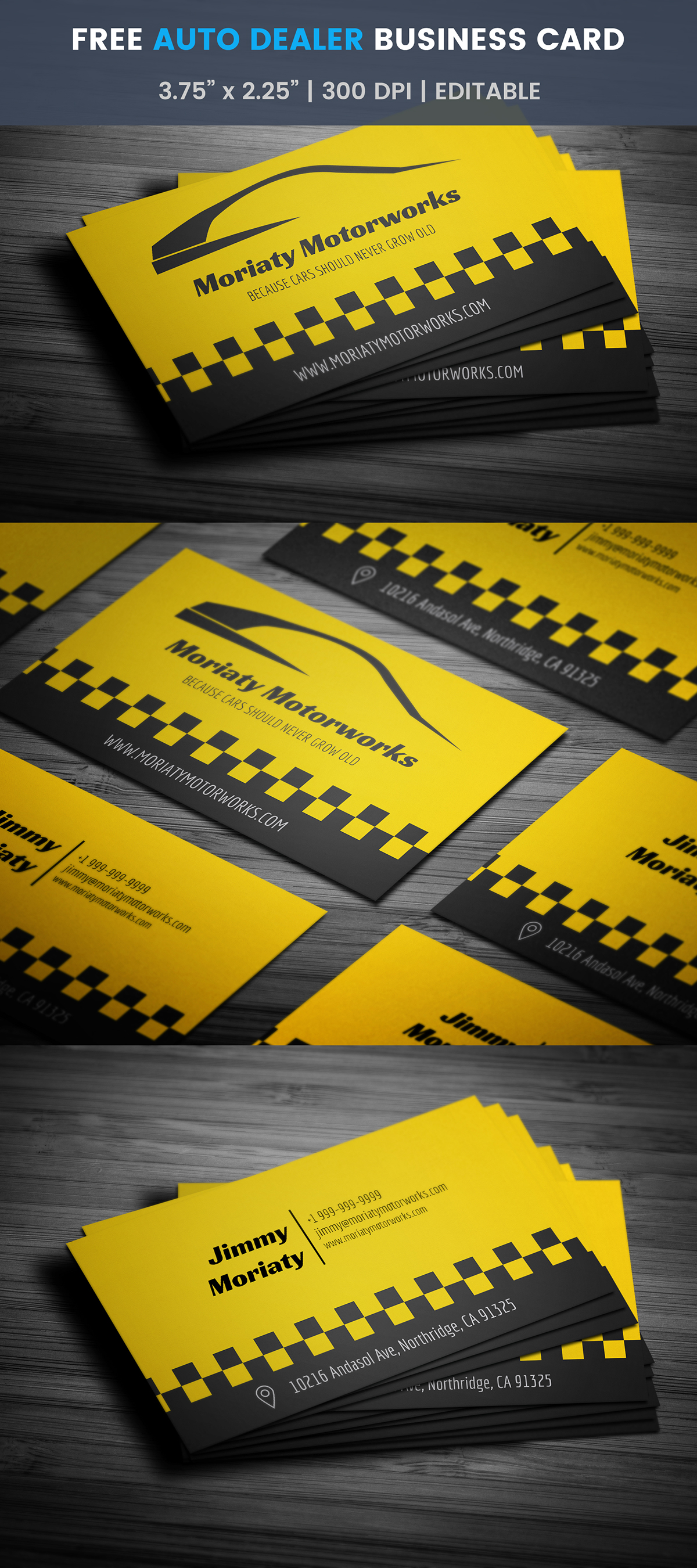 Free automotive business card template on pantone canvas gallery free automotive business card template fbccfo Gallery