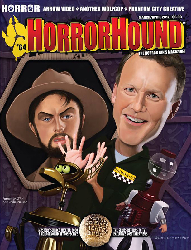 Image result for horrorhound mst3k