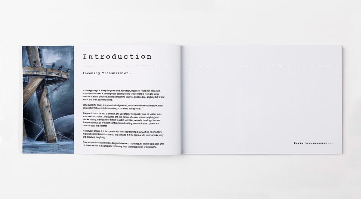 transmission book and web design on behance