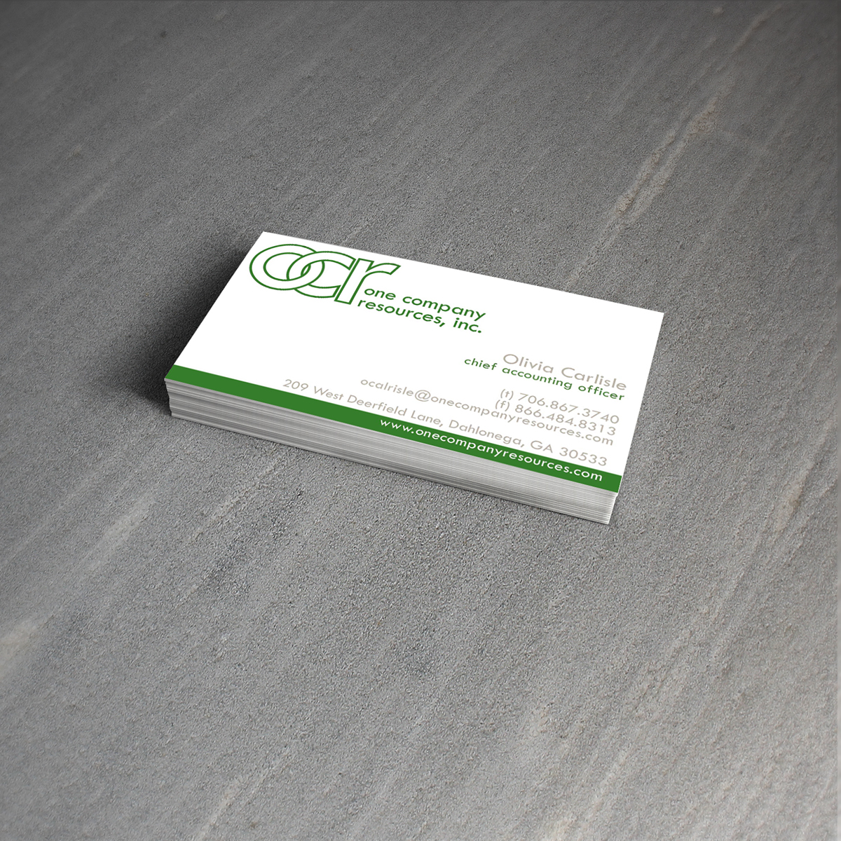 Business cards on behance one and two sided business cards designed for various companies magicingreecefo Image collections