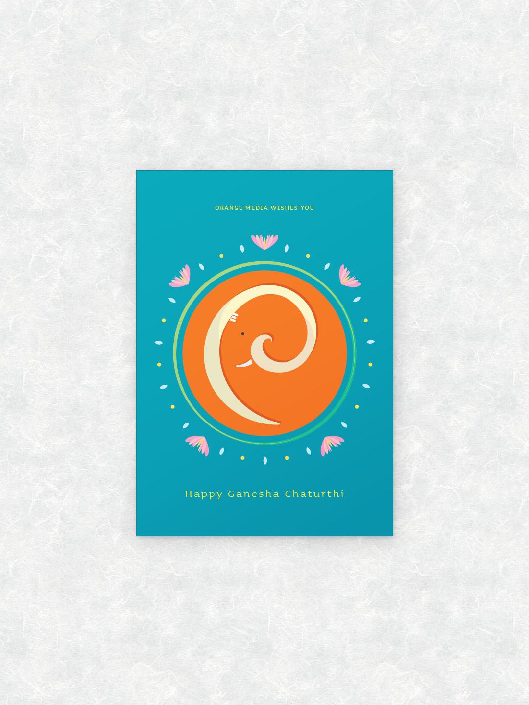 Greeting Design Diwali Greeting new year greeting