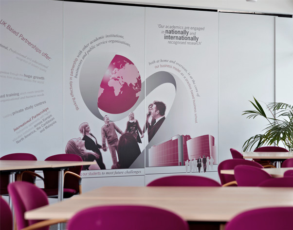 Corporate Lecture Suite Wall Art on Behance
