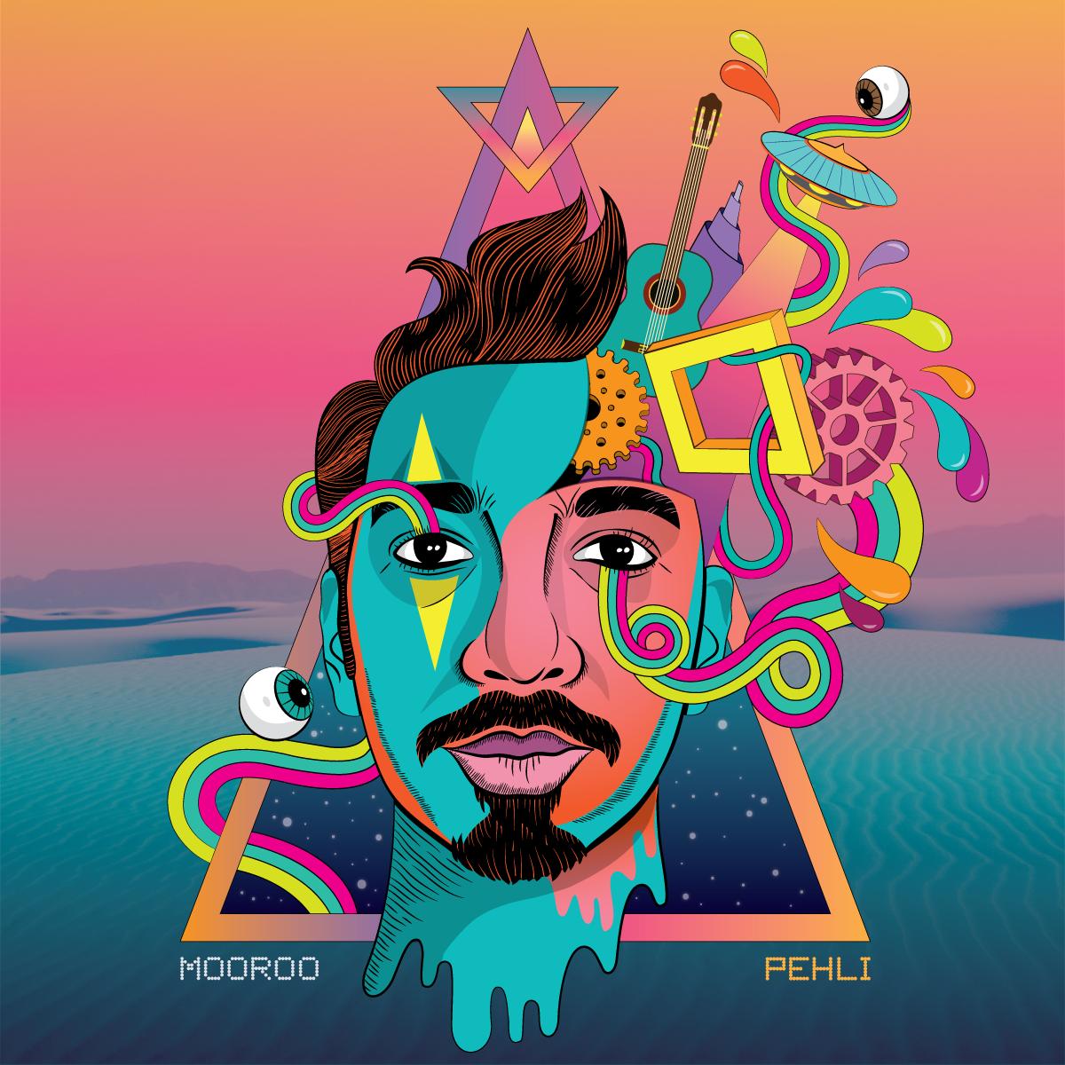 Endrendrum Punnagai Album Art Mooroo - Album Cover A...