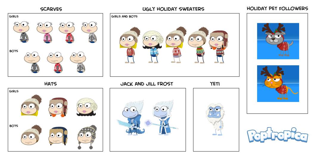 Character design  ILLUSTRATION  Digital Art  characters poptropica vector cartoon Fashion  Games app