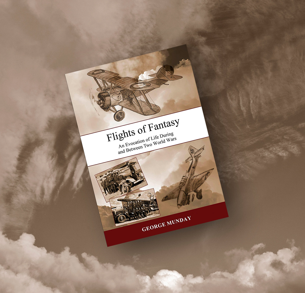 Aircraft art aviation book history ILLUSTRATION  Liverpool memoir peace War