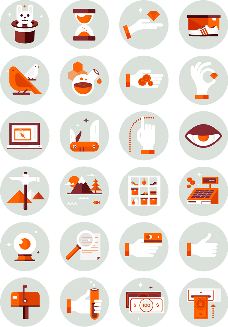 icons,illustrations,Shopping,adventure,Transport,Magic  ,devices,medicine,science