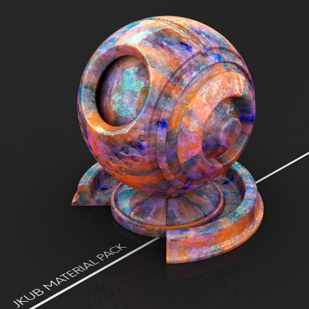 Wool Texture C4d