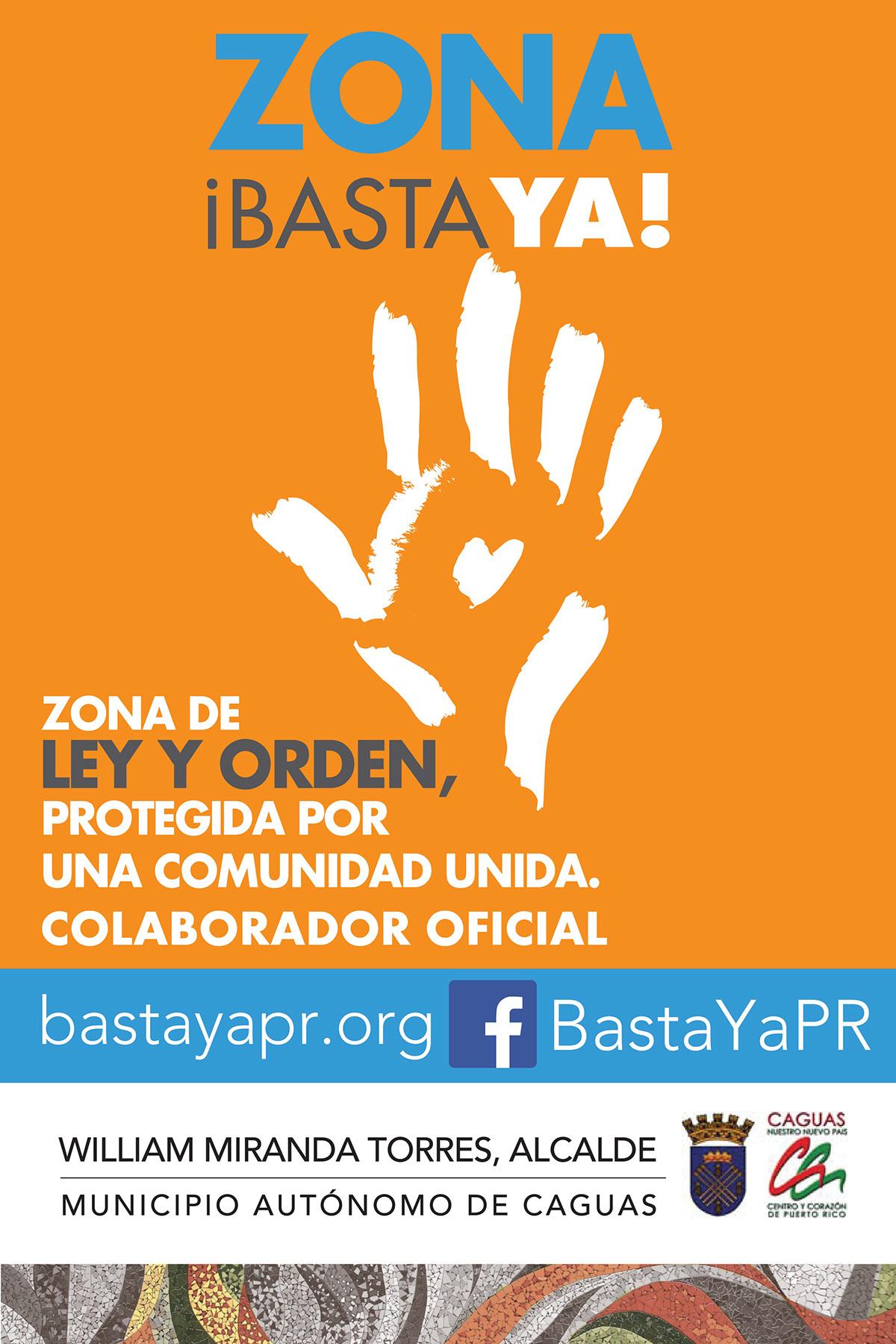 Basta Ya PR