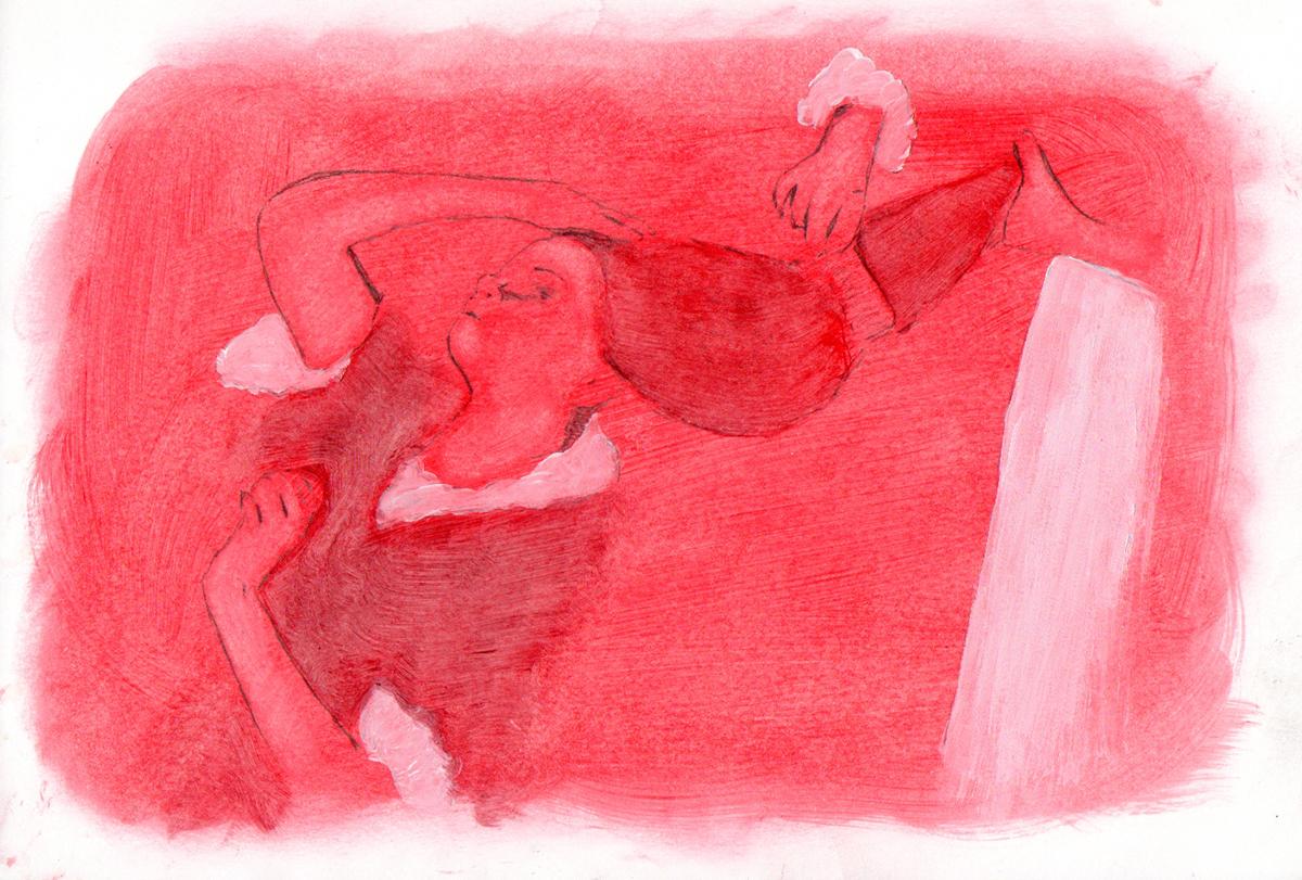 illustrazione storia dell'arte Edgar Degas