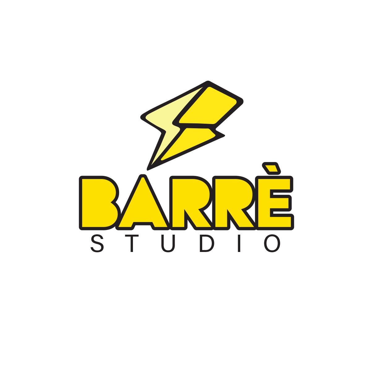 Barre Animation Studio Company Logo Design Ideas On Behance