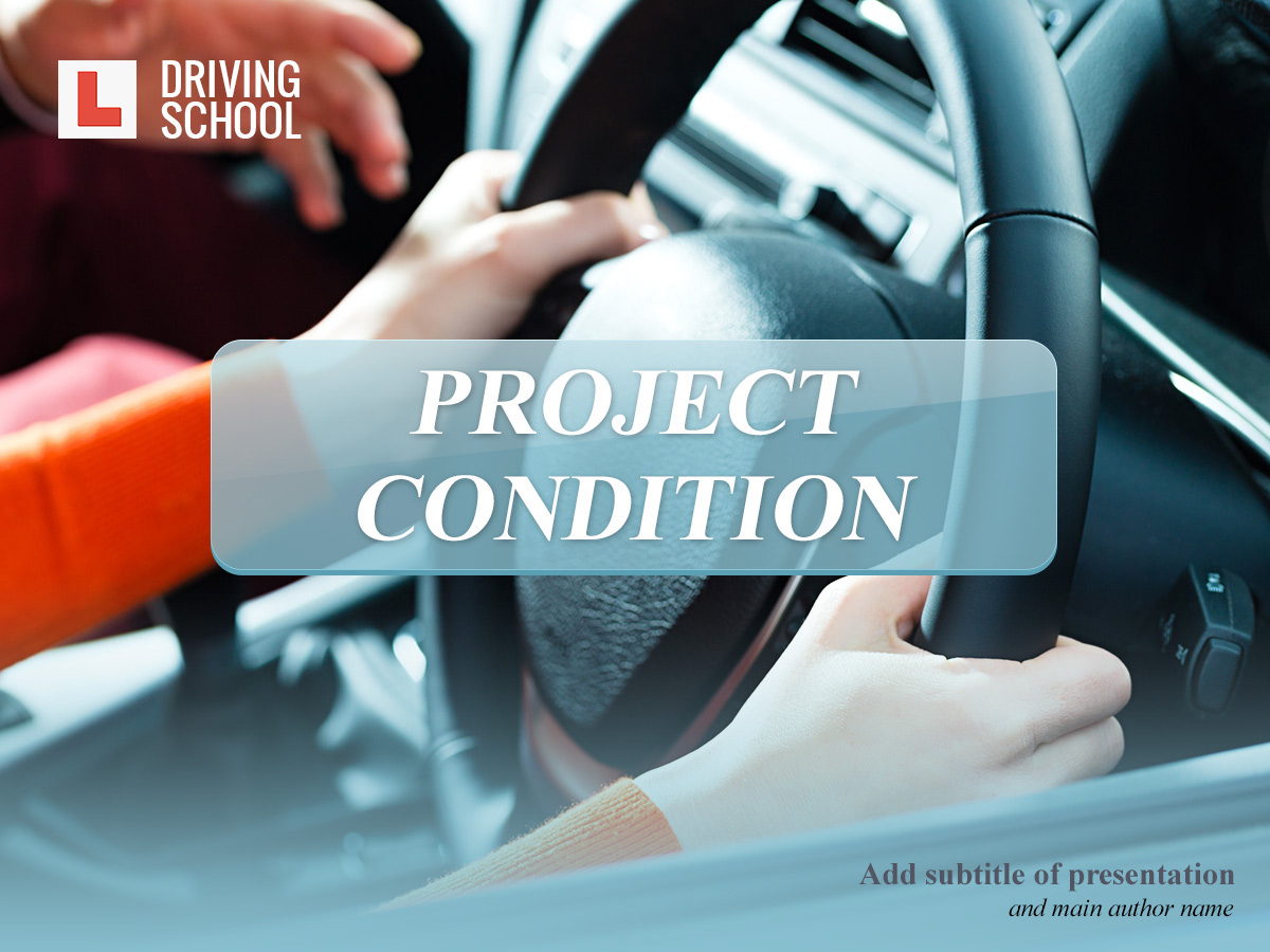 free car powerpoint templates choice image - templates example, Presentation templates