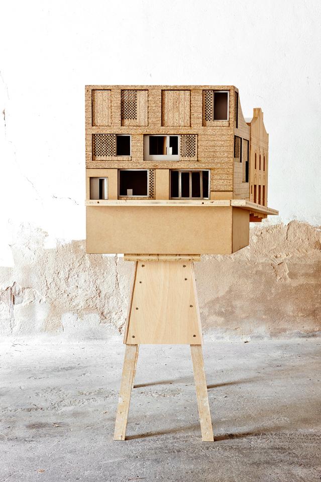 Feyna studio sms arquitectos - Flexo arquitectura ...
