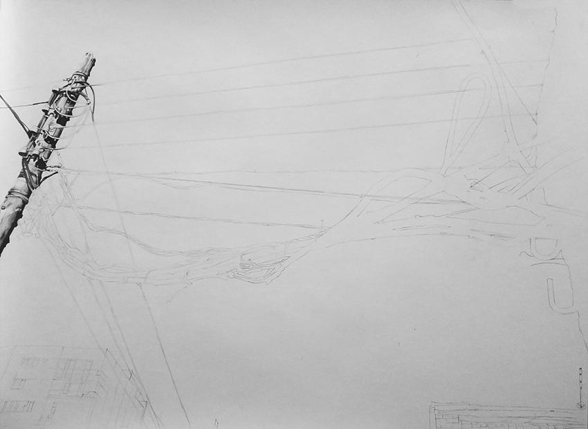 Альвина Денисенко Alvina Denisenko allween art artist sketch Picture painting   Drawing  Pencil Art