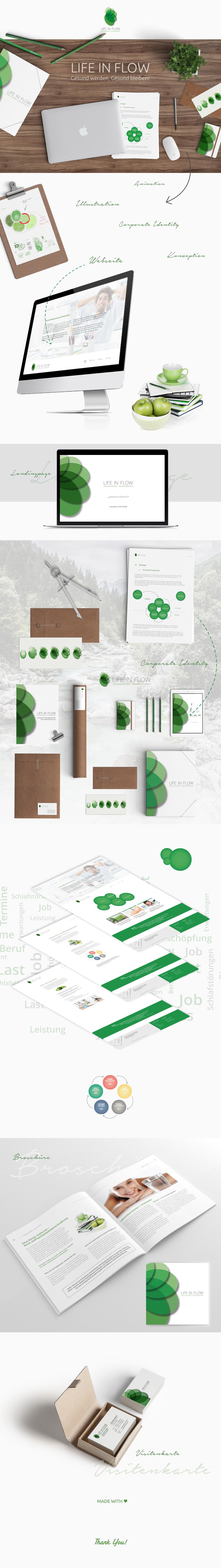 Corporate Identity editorial Webdesign logodesign scribble broschure visitenkarte Webseite Konzeptdesign