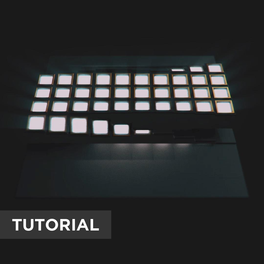 b3d,blender3d,tutorial,tile flip,animationnodes
