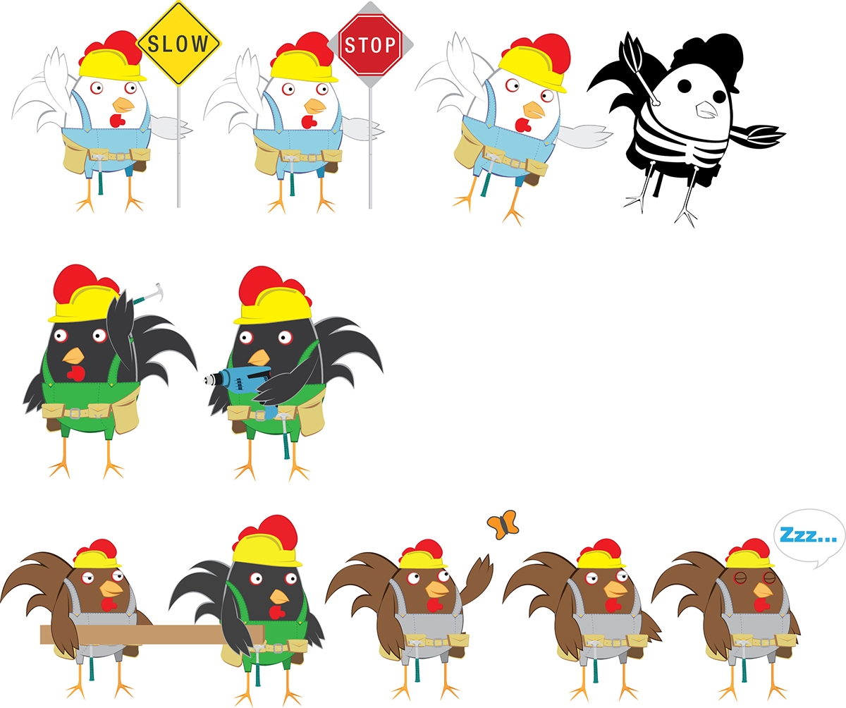 animals  characters  Story telling