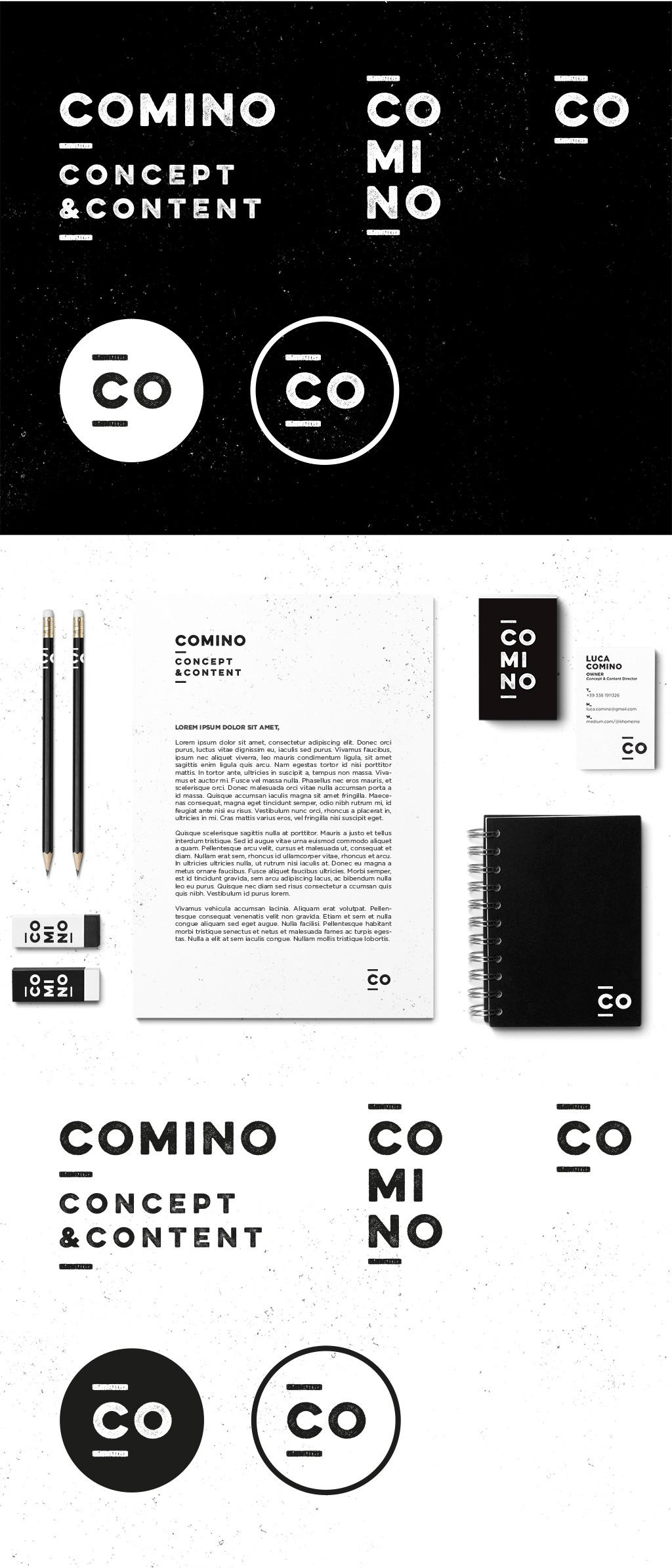 creative Logo Design brand identity
