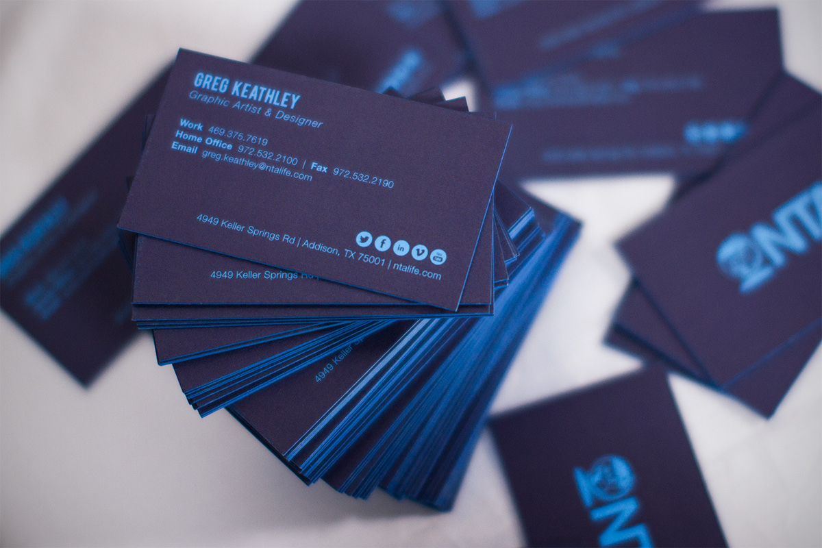 Business Cards & Media Kit on Behance