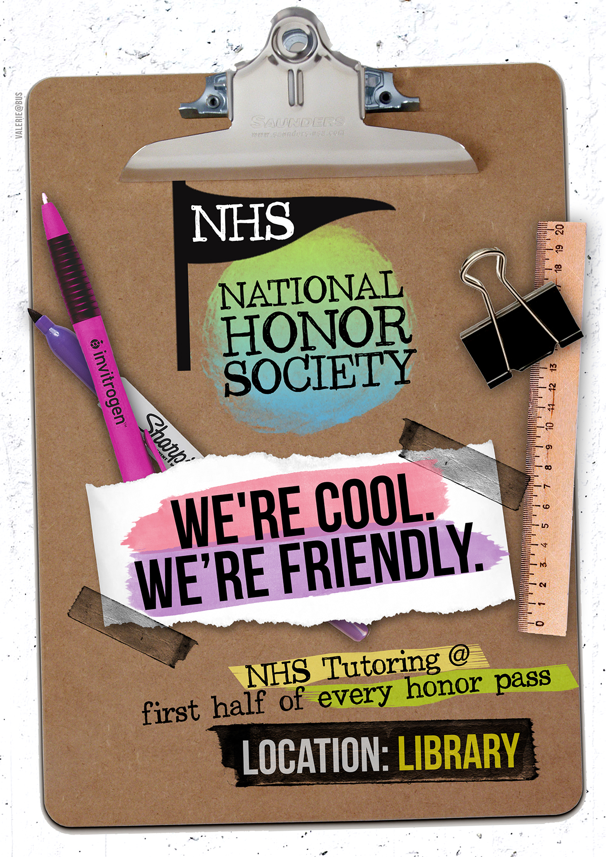 national honor society certificate template - national honor society nhs poster on behance