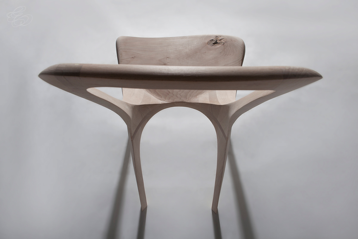 wood woodworking craftsmanship design product design  furniture design  furniture chair sculpture product