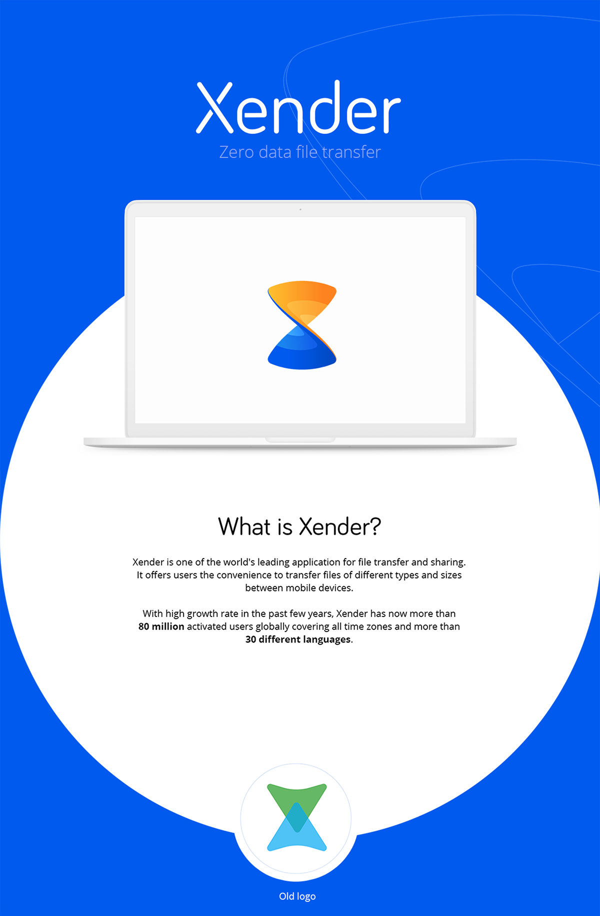 xender old version