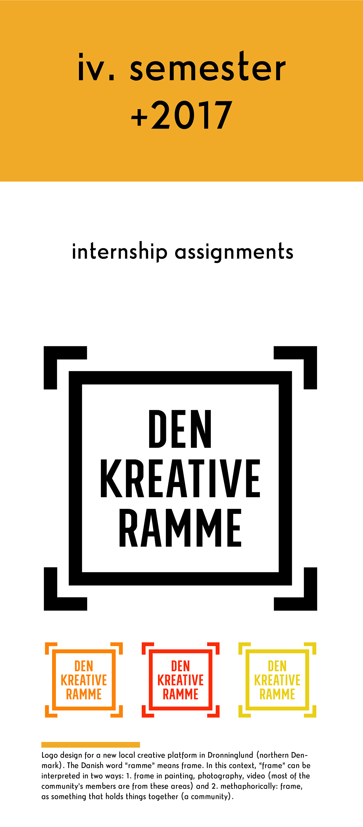 Assignments at my University and side projects   2017 on