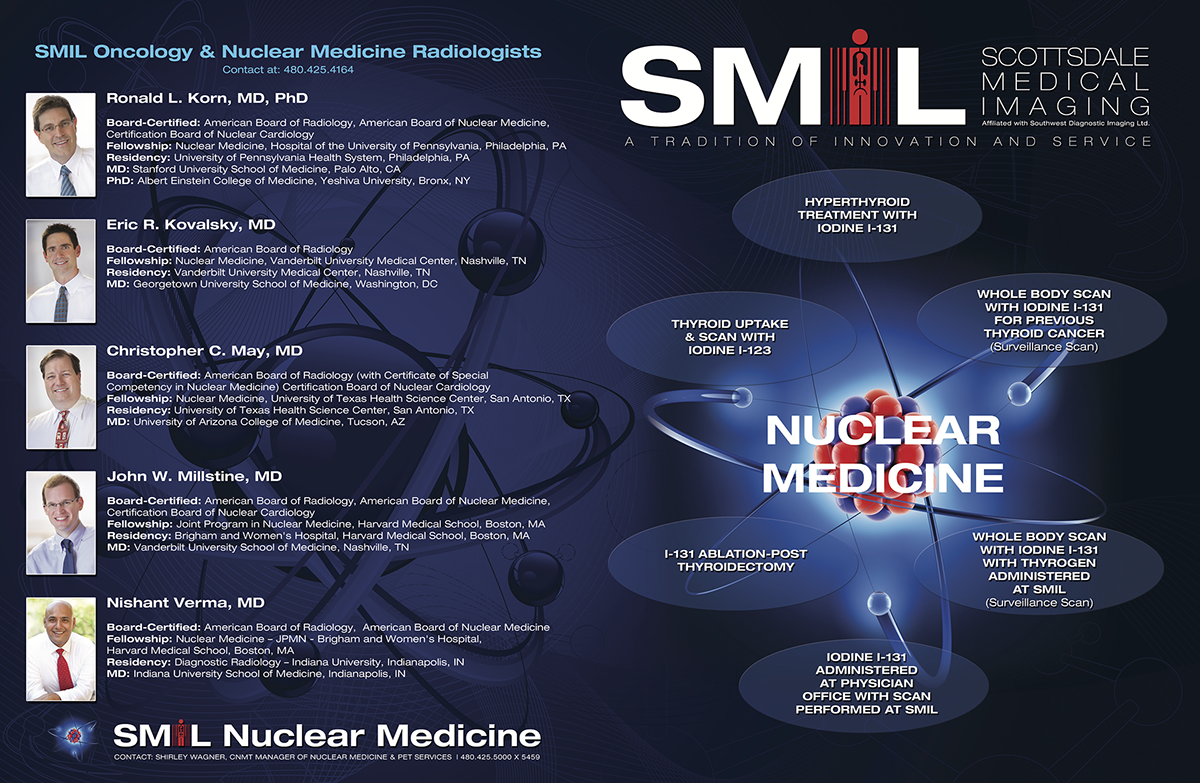 Scottsdale Medical Imaging on Behance
