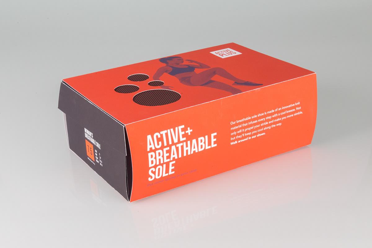 activewear package Packaging