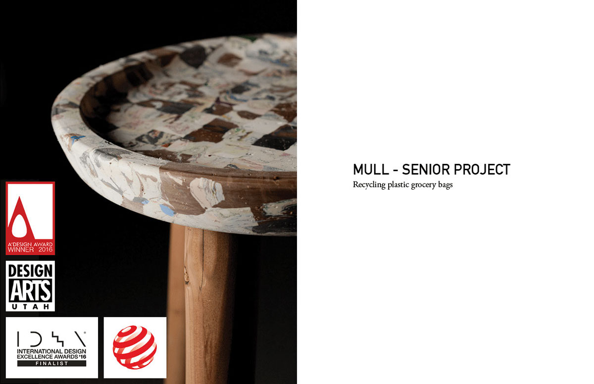 Müll   Senior Project On Recycling/Furniture On Behance