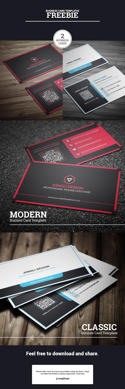creative business business card modern corporate personal free freebie Free Template free business card Free Card clean Simple Freebie free download