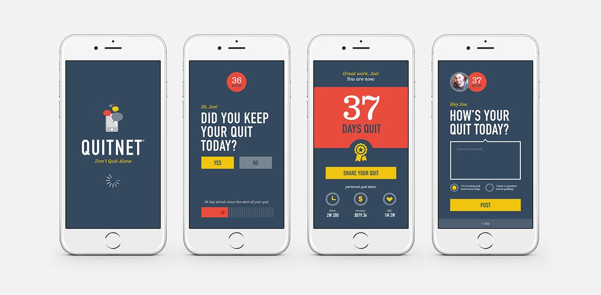 UI ux mobile design