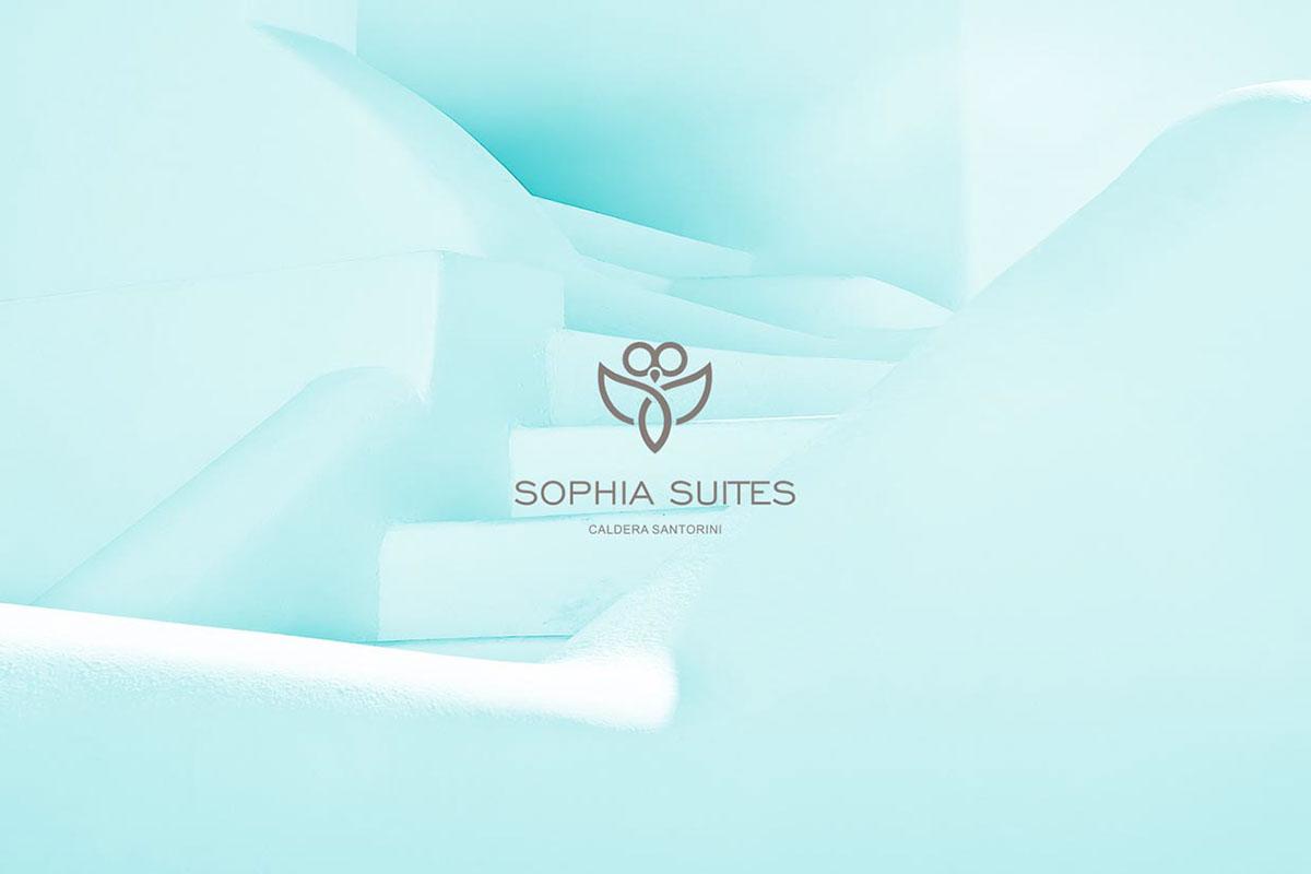 Sophia Suites Santorini : Sophia suites santorini on behance