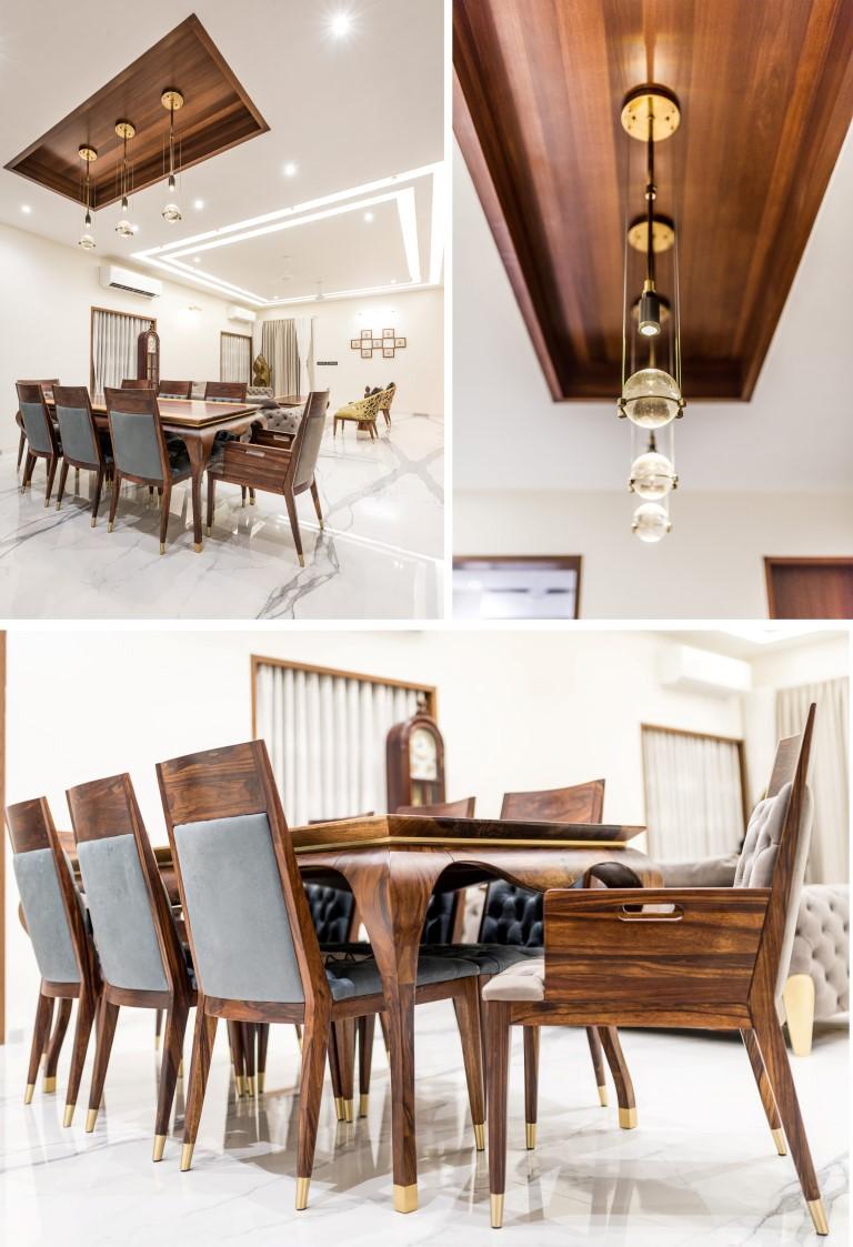 Luxurious Penthouse Interior Design