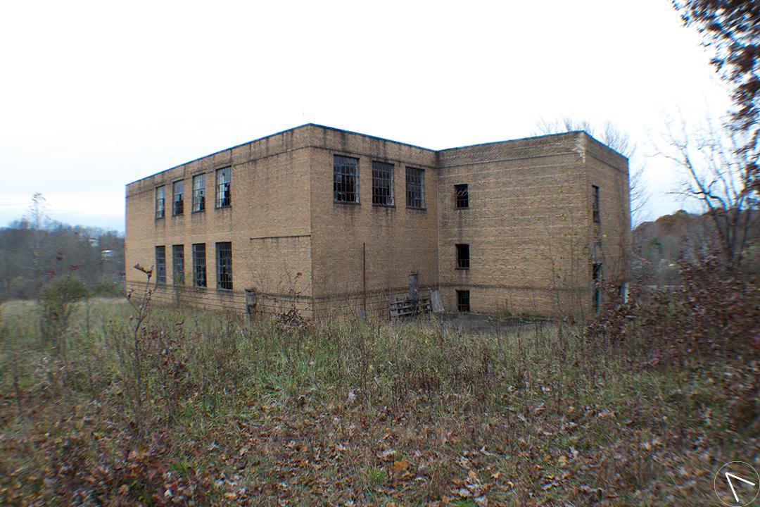 An Abandoned Elementary School In Moxahala Ohio On Behance