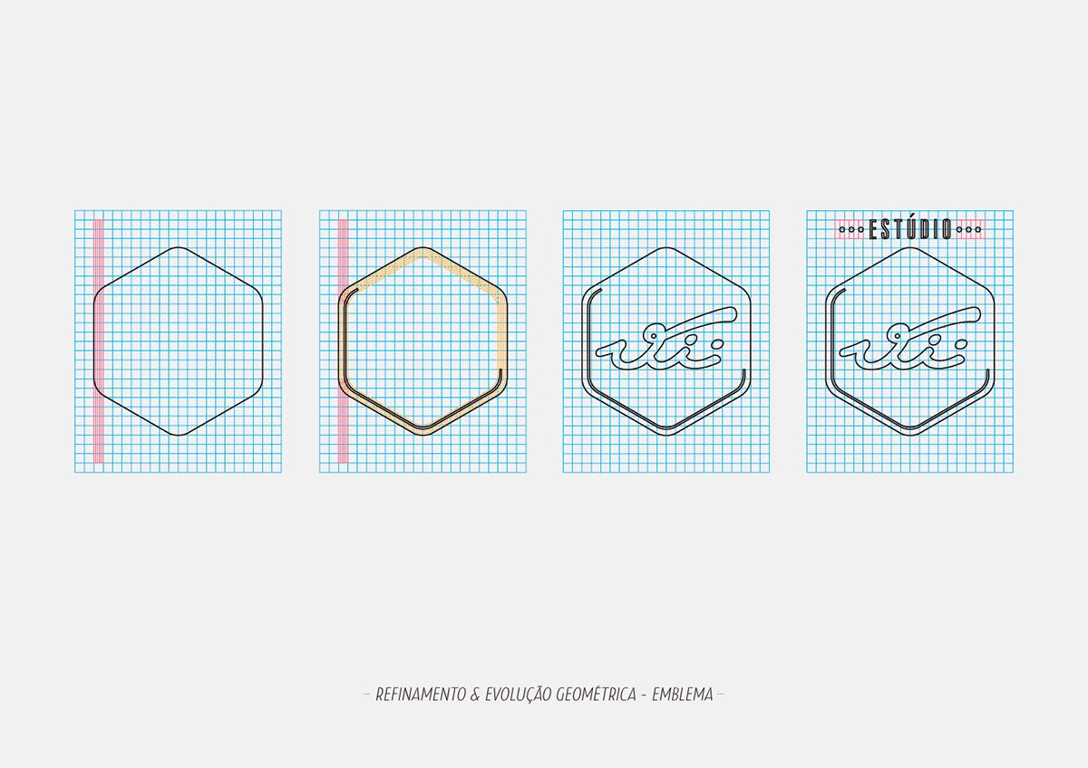 joinville marca papelaria simbolo identidade visual Logotipo estudio brand Stationery symbol identity logo studio Brazil
