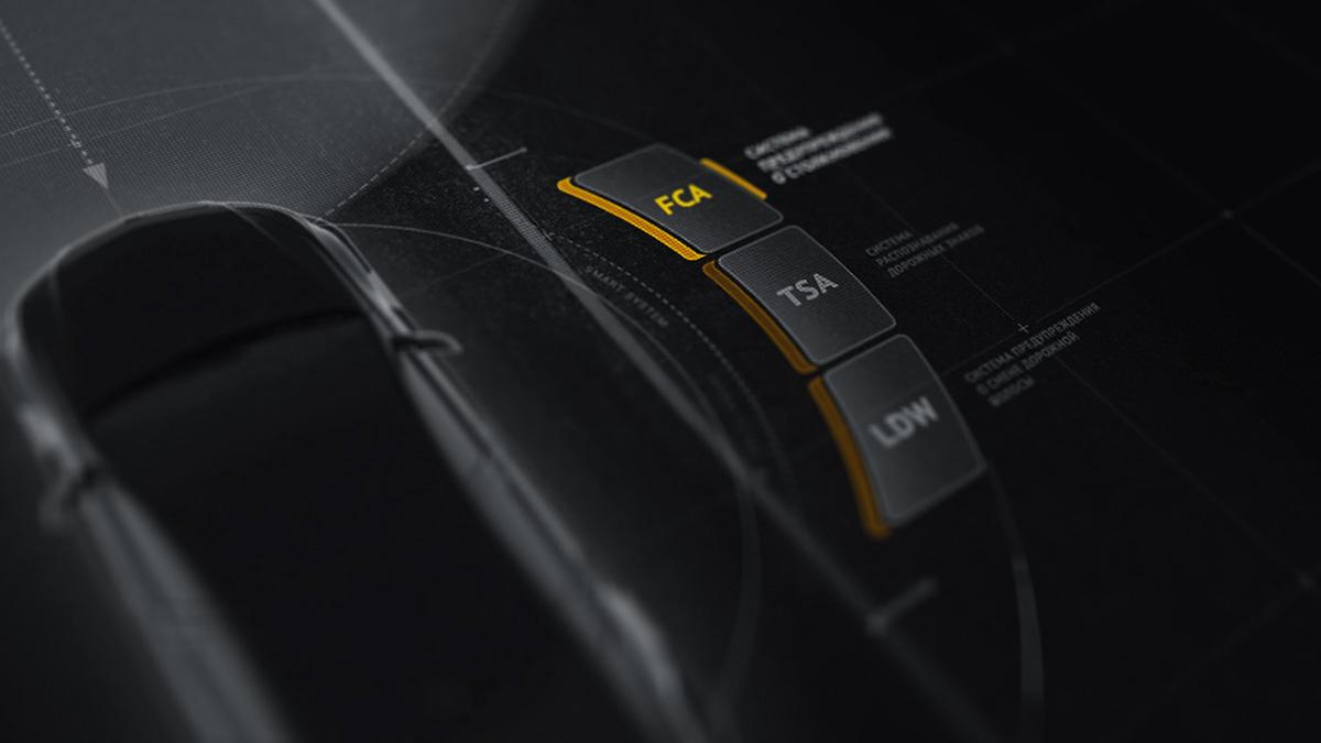 opel interactive dark presentation touch automobile