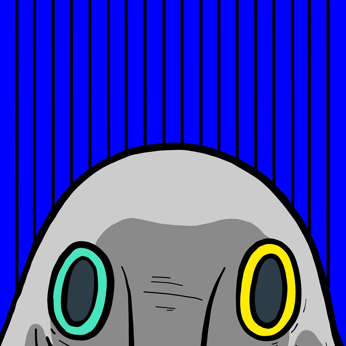 Image may contain: cartoon, art and illustration