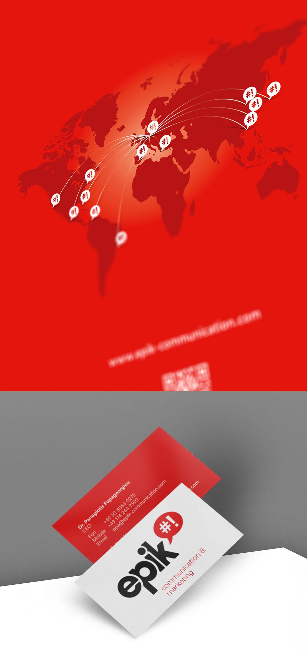 branding  graphic Corporate Design Webdesign logodesign