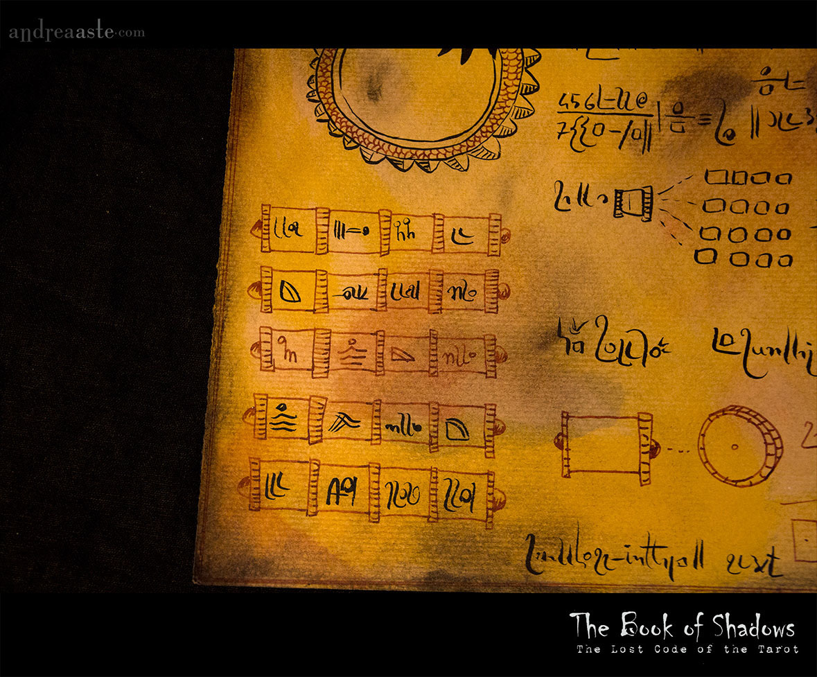 book of shadows the original