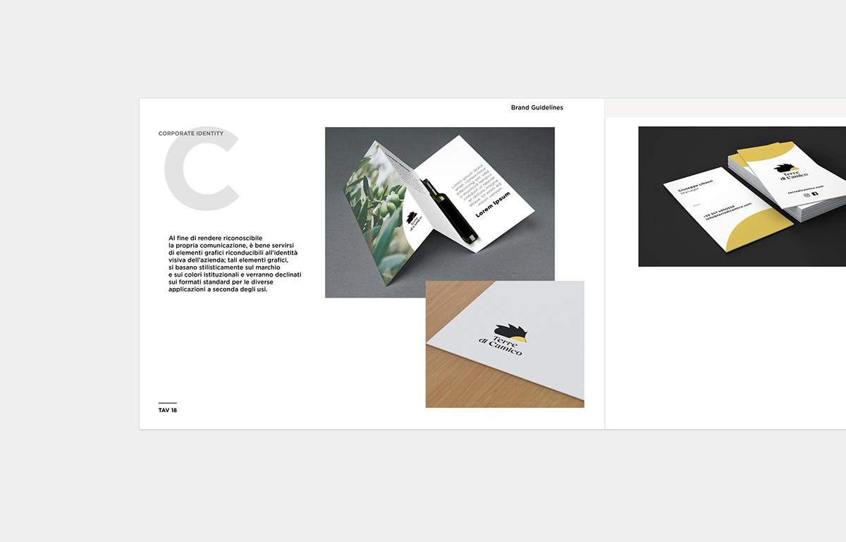 brand book brand identity Filippo Maniscalco graphic design  logo Logo Design