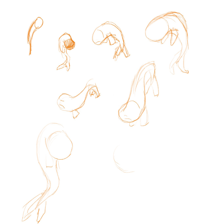 Character design  fish goby Mascot logo Icon Procreate Digital Art