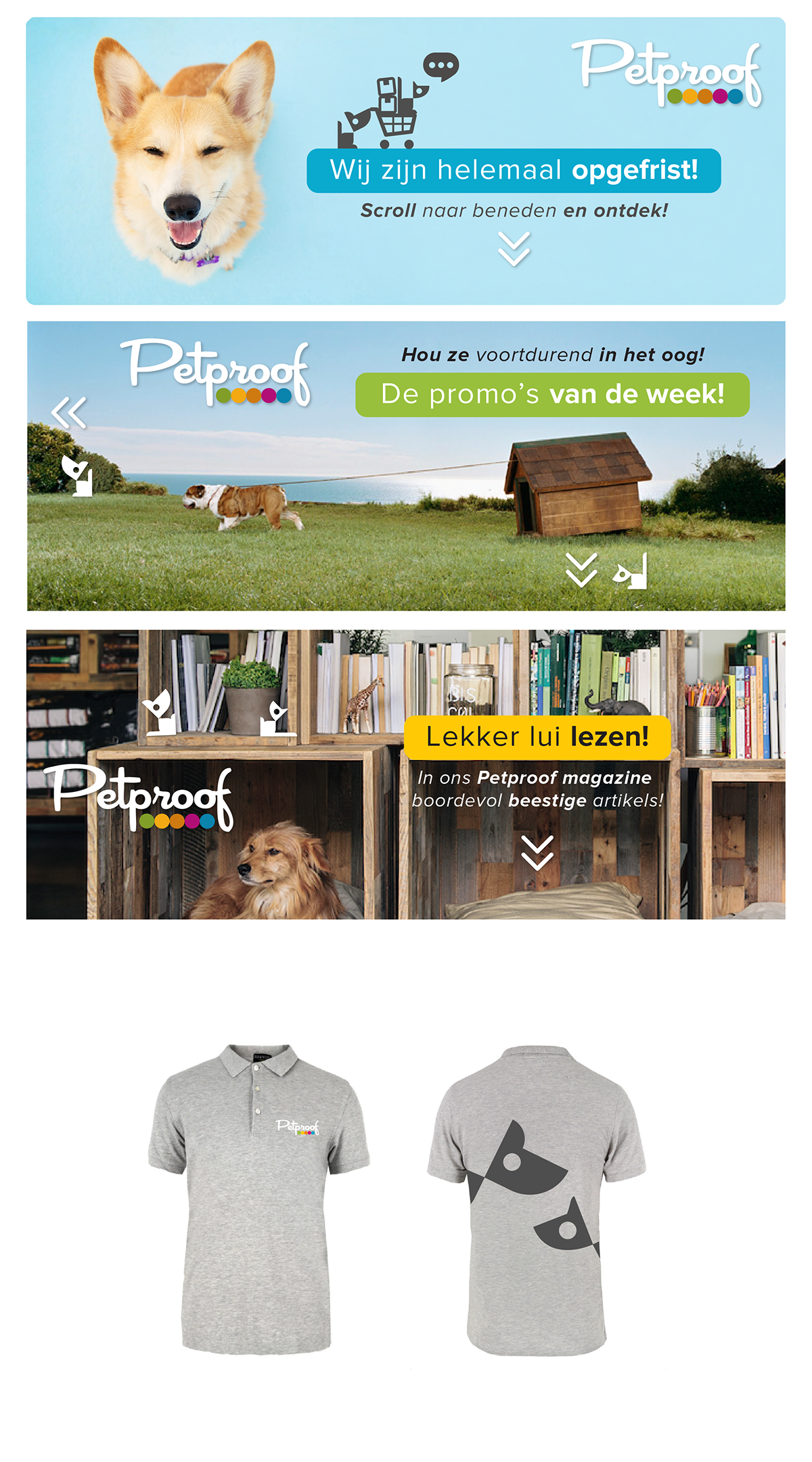 approved Pet petproof products webshop