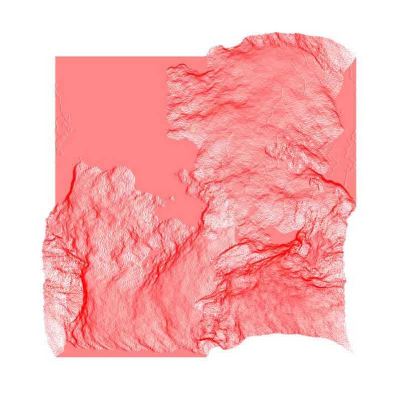 generative art Patterns perlin noise Renders