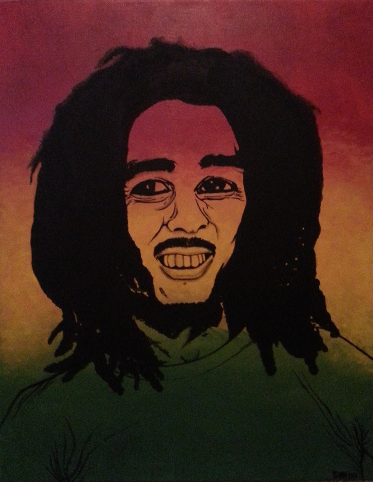 Bob Marley On Behance