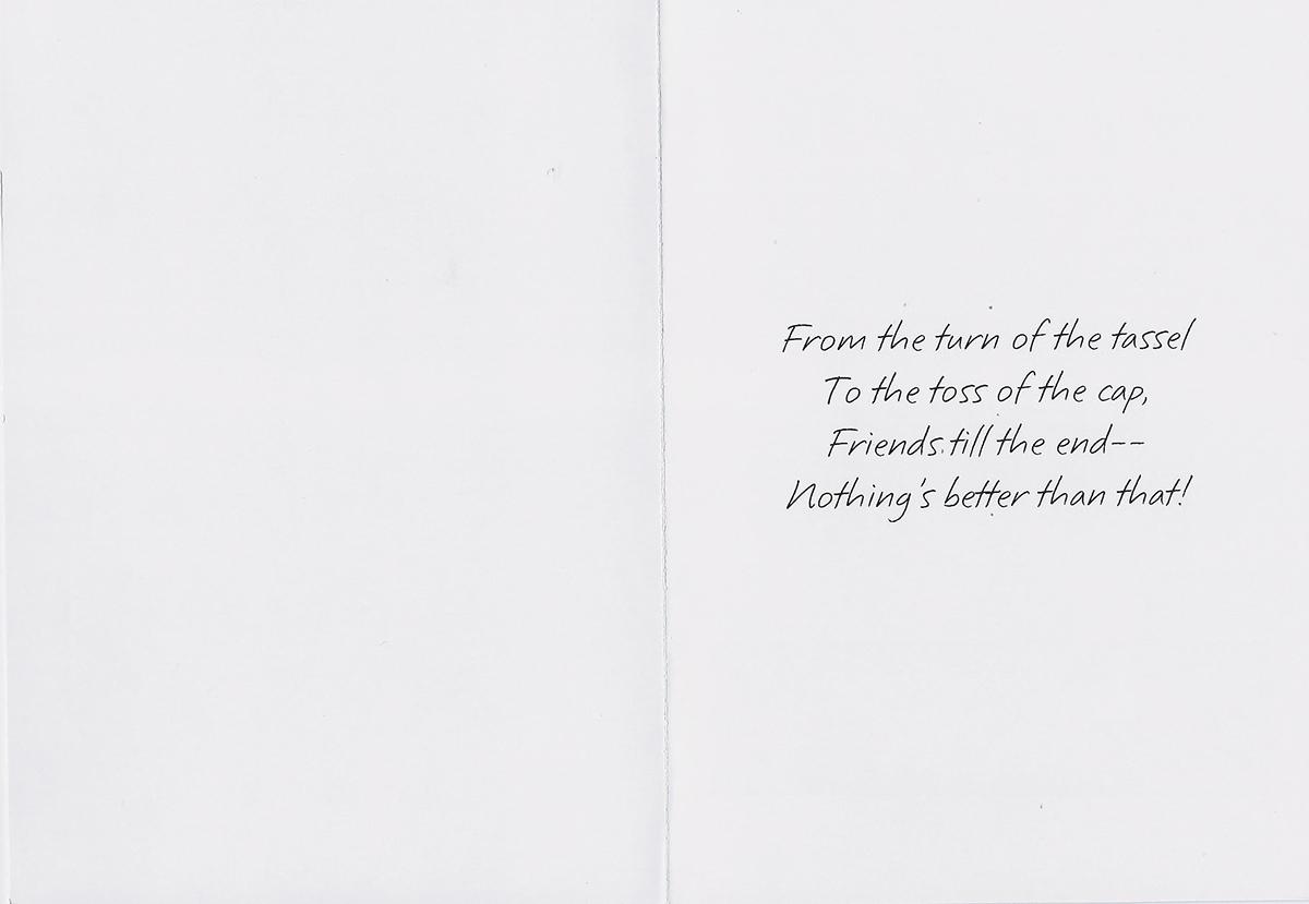 hallmark hallmark card  card design design graduation black and white