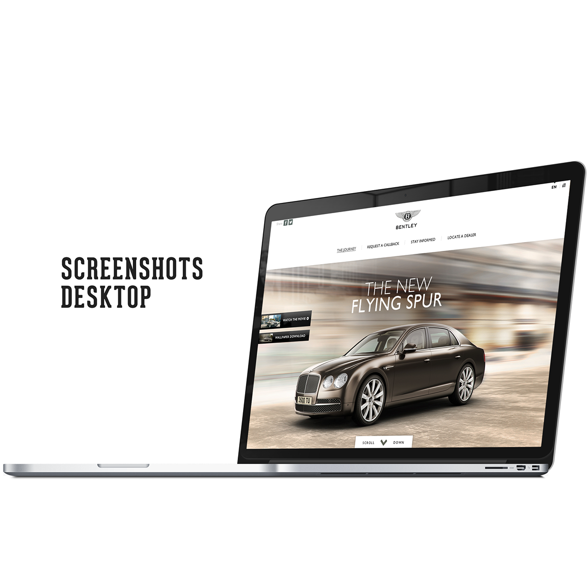 The Osbournes New Bentley Flying Spur: Bentley New Flying Spur Webspecial On Behance