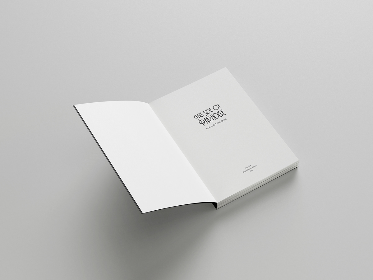 book composition cover cover design novel product Project school typesetting