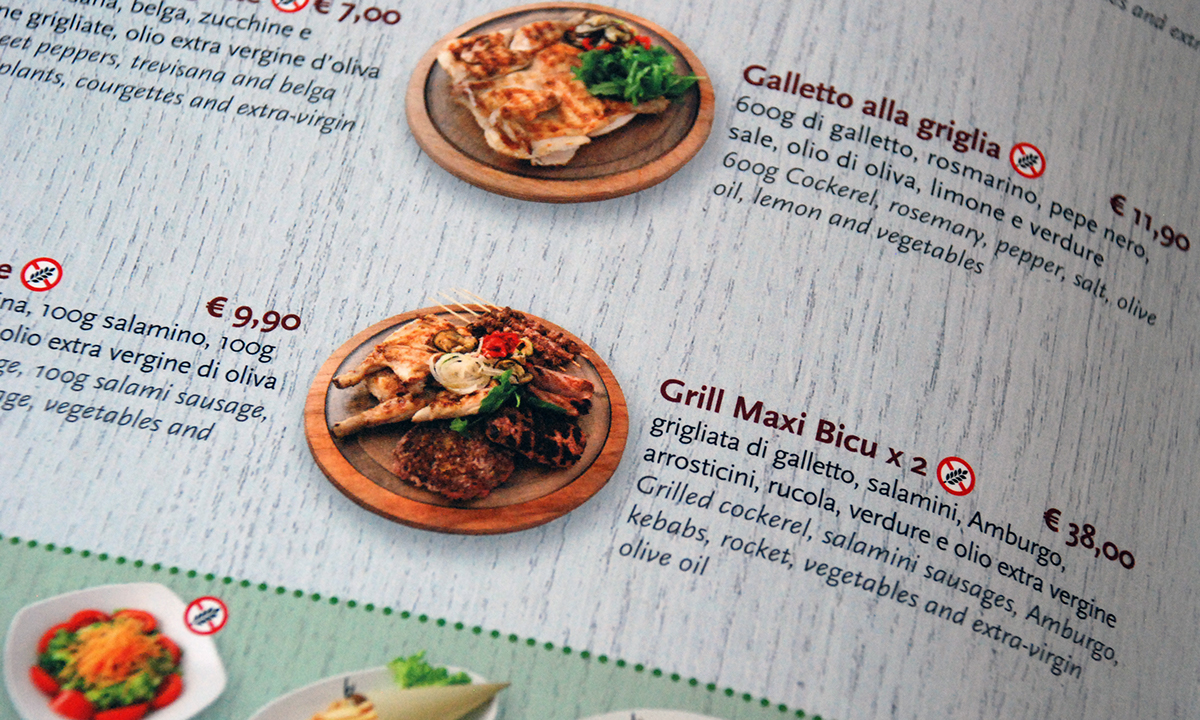 bicu meloria menu restaurant kids menu after dinner beer icon set Food  pop