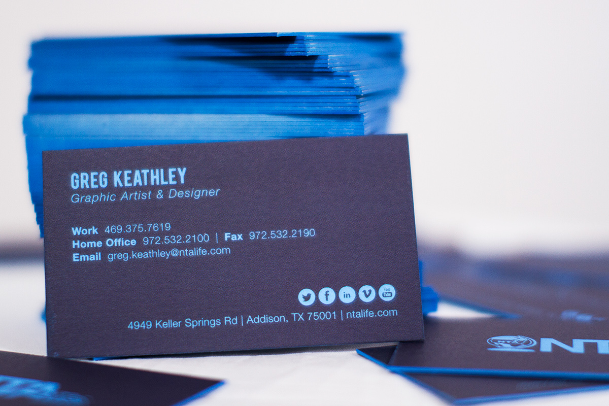 Business Cards Media Kit On Behance